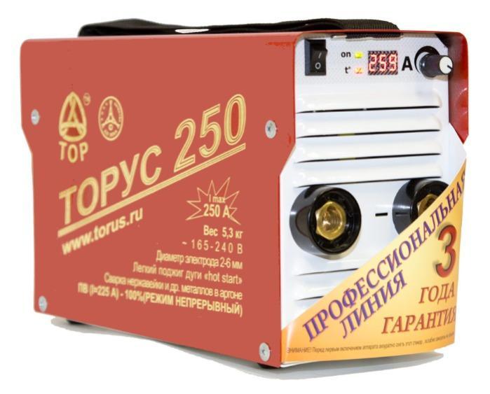 WELDING INVERTER TORUS-250 -