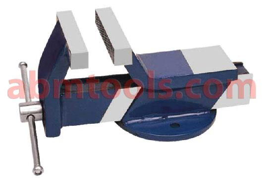 Bench Vice All Steel -  Fixed Base - Vices are fabricated from special steel for mounting on work  table,general shop