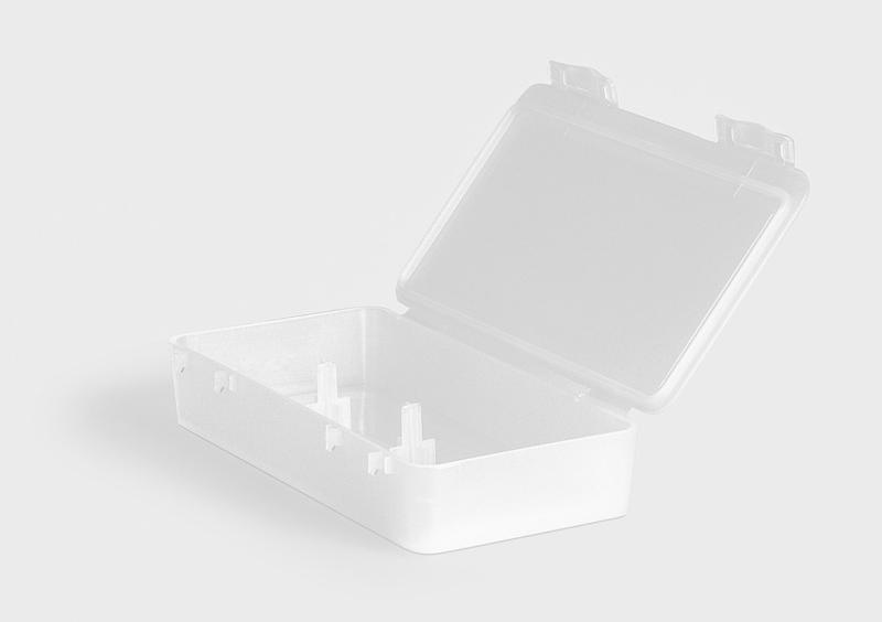 UniBox para Insertos Plaquitas  - Cajas de plástico