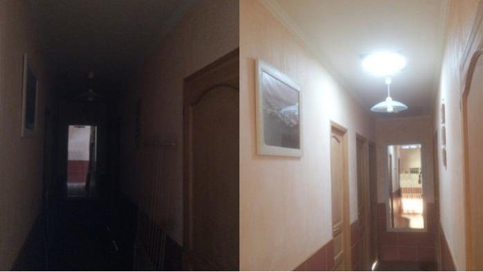 Ledin  Iluminação Led Integrada - Chatron - Solar Light Tube - 24h de máxima eficiência - Luz Solar + LED