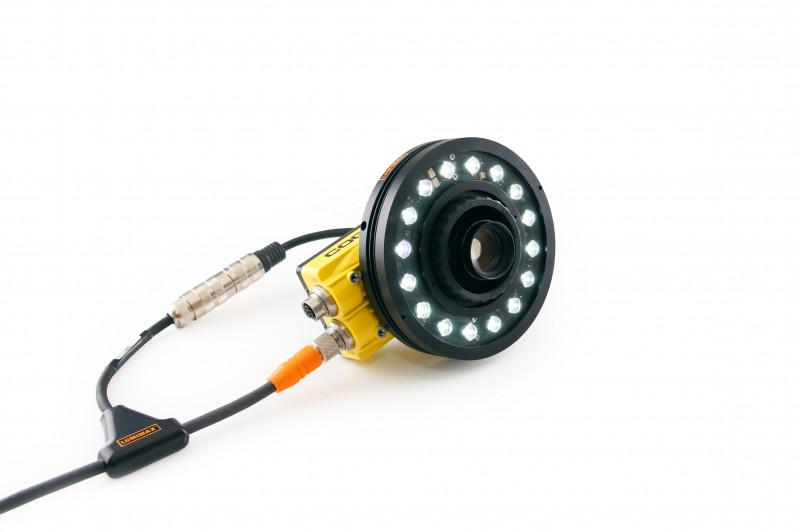 LED Ring Lights CRC-series, LR-series and LSR-series - LED Ring Lights for machine vision