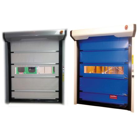 Maviclean High speed door for cleanroom - Cleanroom – pharmaceuticals applications