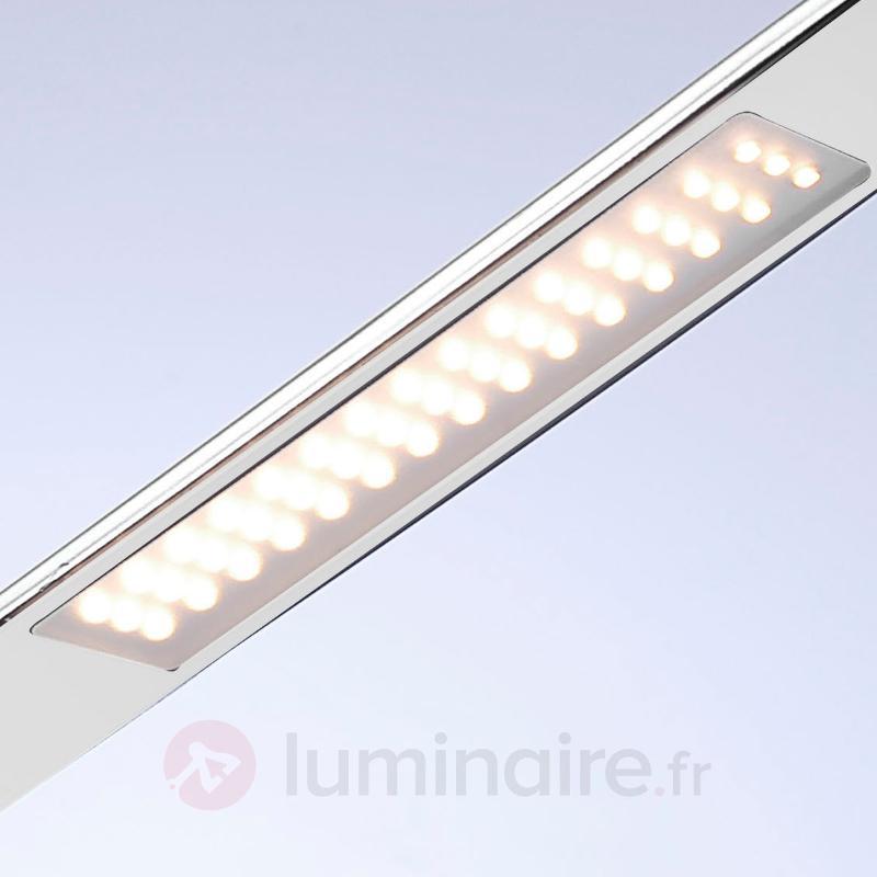 Lampe de bureau LED Larena avec variateur - Lampes de bureau LED