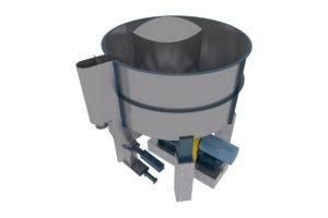 LCC – Pulper continuo bassa densità - Preparazione Impasti