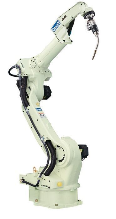 6 Axis-Robot FD-B6L - Fast, slim and user-friendly arc welding / handling robot