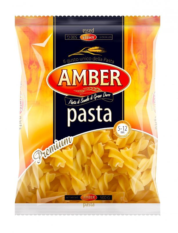 Durum wheat pasta - Amber Black 260