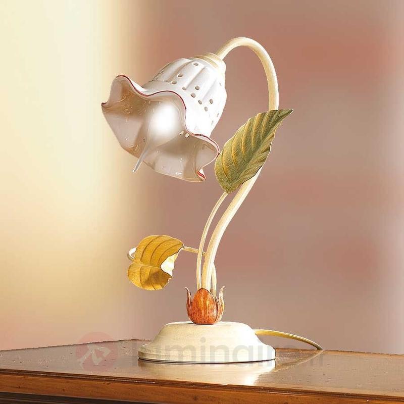 Lampe à poser GIADE de style florentin - Lampes à poser style florentin