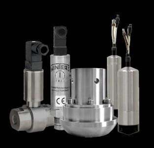 Pressure Transmitters - Instruments, Connections & Compensators