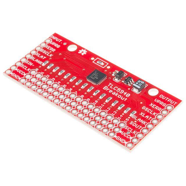 TLC5940 16CH LED DRIVER - SparkFun Electronics BOB-10616