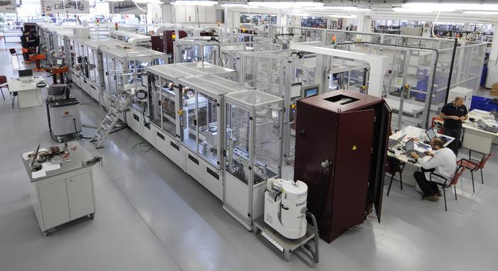 Lösungsanbieter für Produktionsautomation -