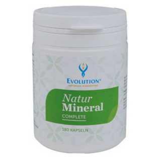 Natur Mineral Complete Capsules 180 Capsules - null