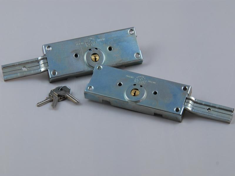 Serrature laterali con cilindri yale - null