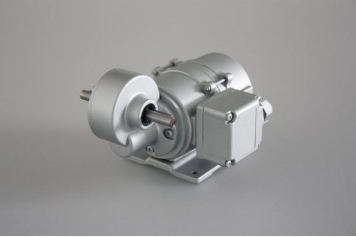 SN5 - Einstufiger Getriebemotor mit Ausgangswelle