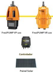 FREZIPUMP VP - VR - Simplicidade na captação de água em poços.