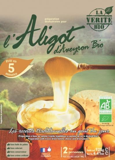 Aligot d'Aveyron 10 KG BIOLOGIQUE - Epicerie salée