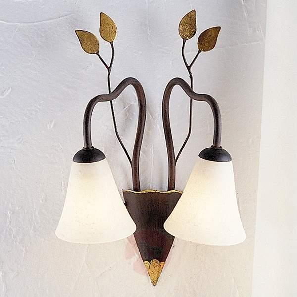 Decorative wall lamp NATIVO, 2-bulb - Wall Lights