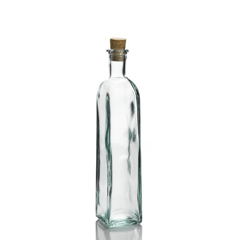 12 bouteilles 300 ml Fragola avec bouchon en liège - Flacons et Carafes