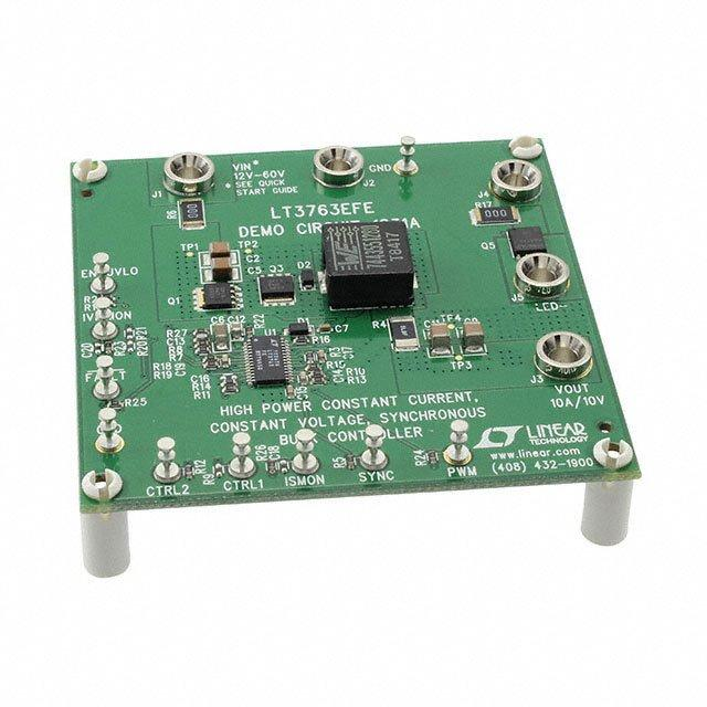 EVAL BOARD LED DRIVER LT3763 - Linear Technology DC1831A