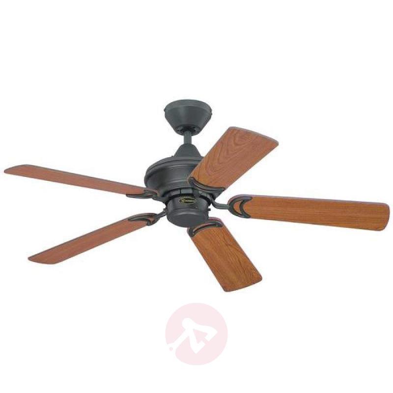 Nevada ceiling fan in walnut/cherry - fans