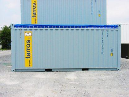 10FT – 20FT – 30FT – 40FT ISO CONTAINERS - null