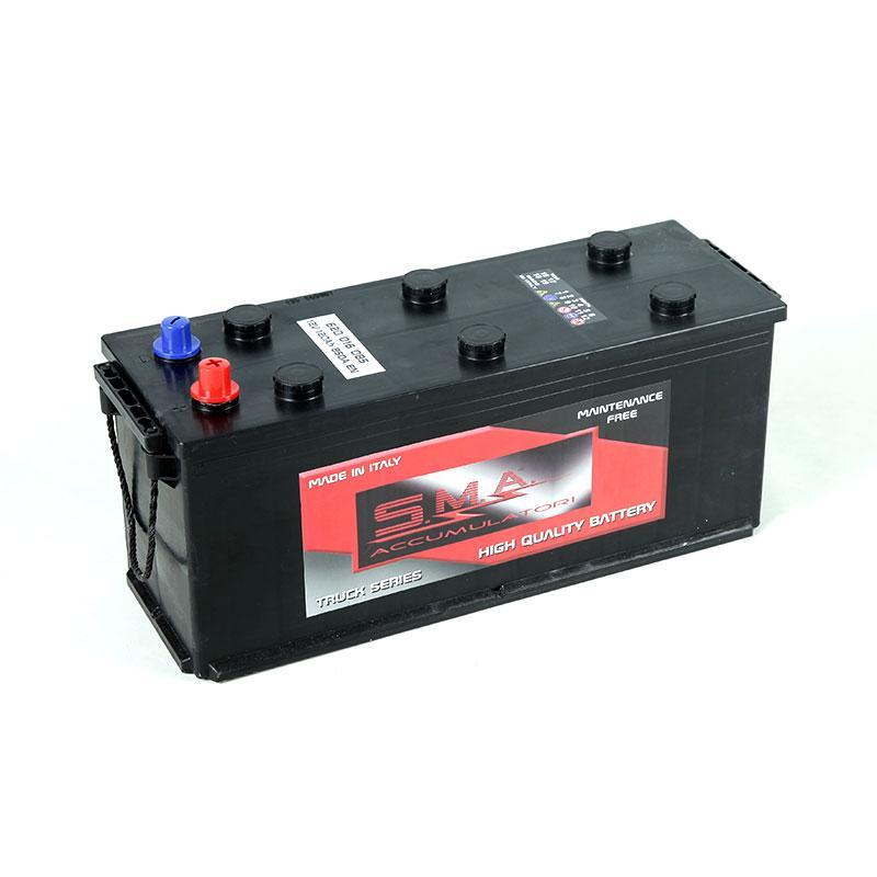 Batteria Camion 120ah destra - Batterie di Avviamento per Autocarri