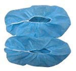 Cubiertas de zapatos regulares no tejidas desechables -