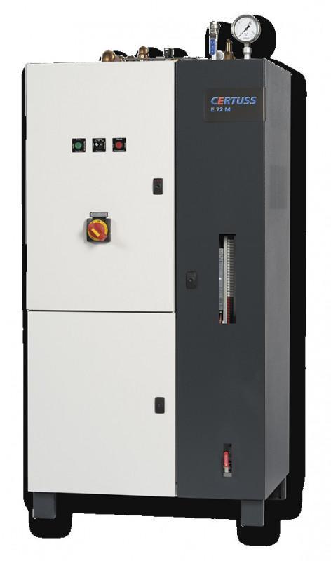 Caldeiras de vapor - Elektro E 6 M - E 72 M -