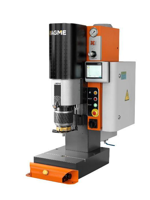 AGME Radial riveting machine  - AGME RA-16 Hydraulic riveting machine