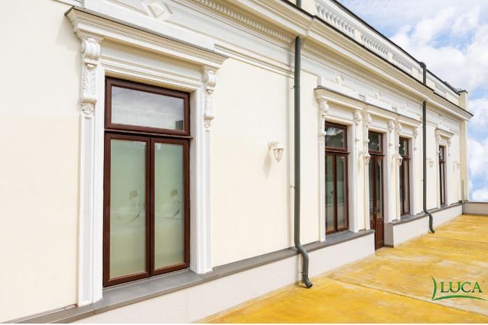 LUCA CLASSIC - 40 mm & 52 mm Profile - wooden windows