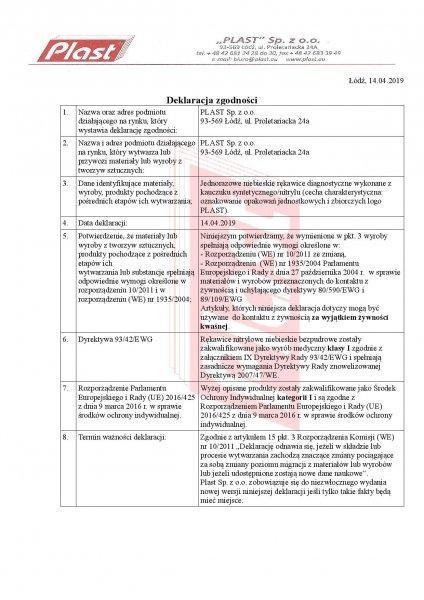 Nitril Einweg-Untersuchungshandschuhe - Verarbeiter und Hersteller