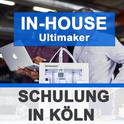 3D-Drucker Schulung in Köln - 3D Drucker