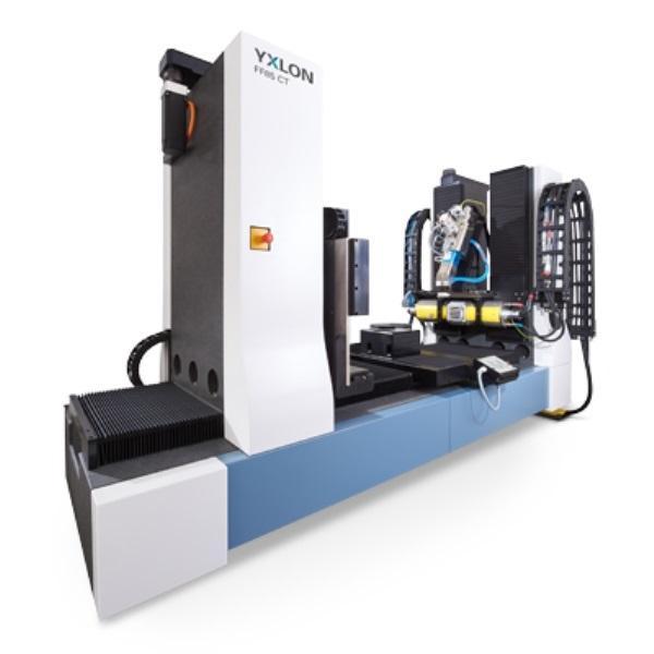 YXLON FF85 CT - Industrial CT System