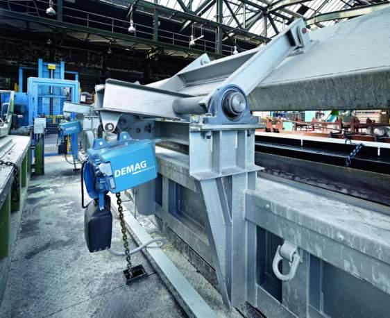 Demag Chain hoists DC