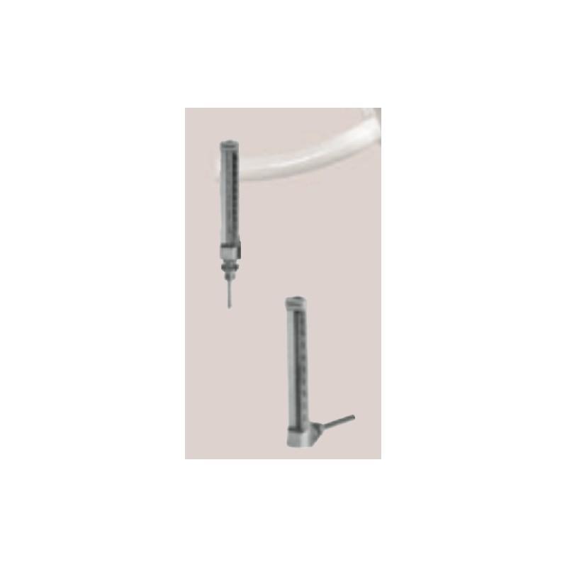 Thermometre Vertical - Sonde Equerre De 100 Mm - Thermometre
