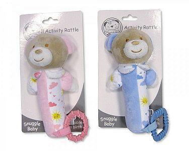 Baby Kuscheltiere und Aktivitäts-Spielzeug - Große Auswahl