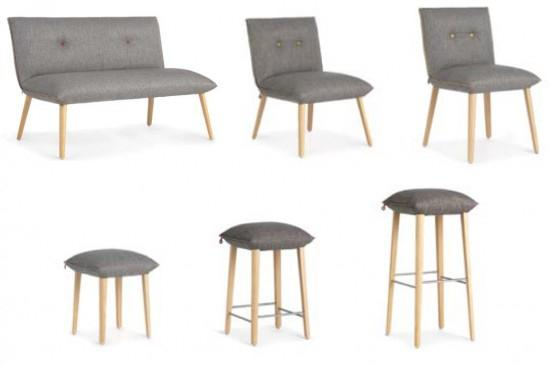 Mobitec - Collection Soda & Soft - Chaises