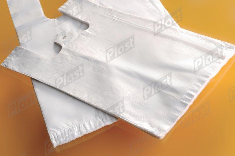 Hemdchentragetaschen HDPE - Handelskette