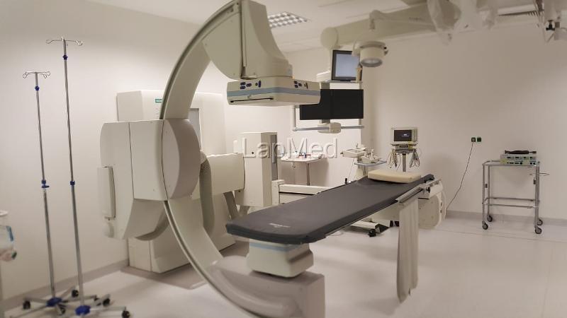 Siemens Axiom Artis dMP Angiographieanlage - Röntgenanlage gebraucht kaufen und Geld sparen