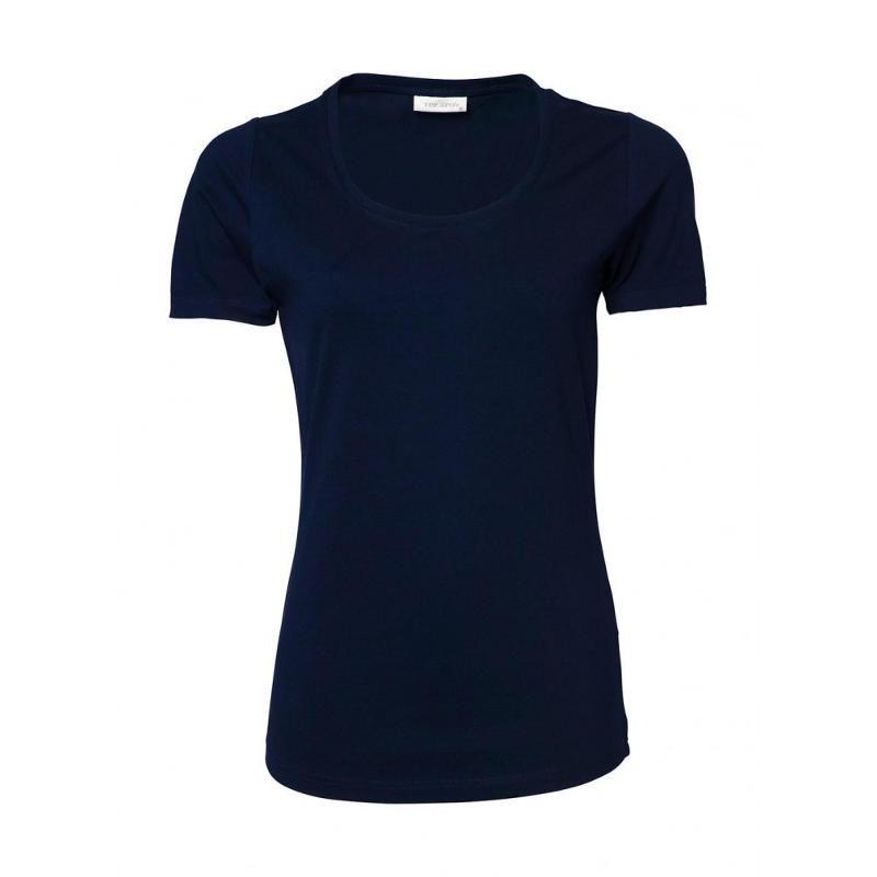 Tee-shirt femme Stretch - Manches courtes