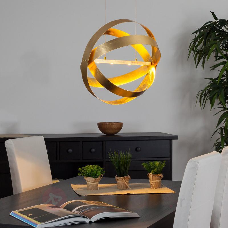 Suspension LED Cara dorée - Suspensions LED