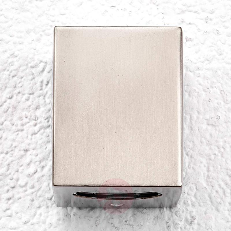 Outdoor wall light Haven, made of stainless steel - stainless-steel-outdoor-wall-lights
