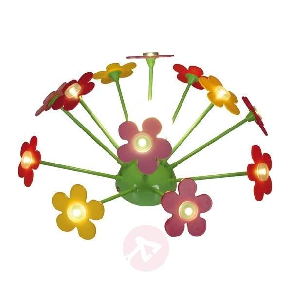 Cheerful LED ceiling light Zwerg - Ceiling Lights