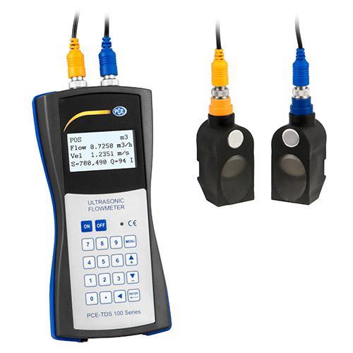 Ultrasone Flowmeter PCE-TDS 100
