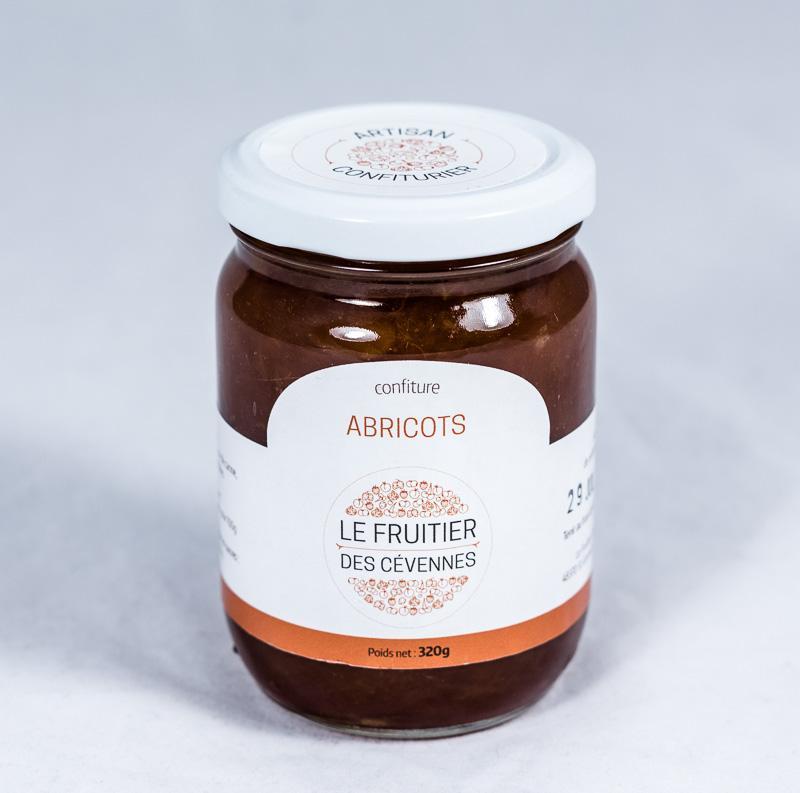 Confiture d'abricots - Épicerie sucrée