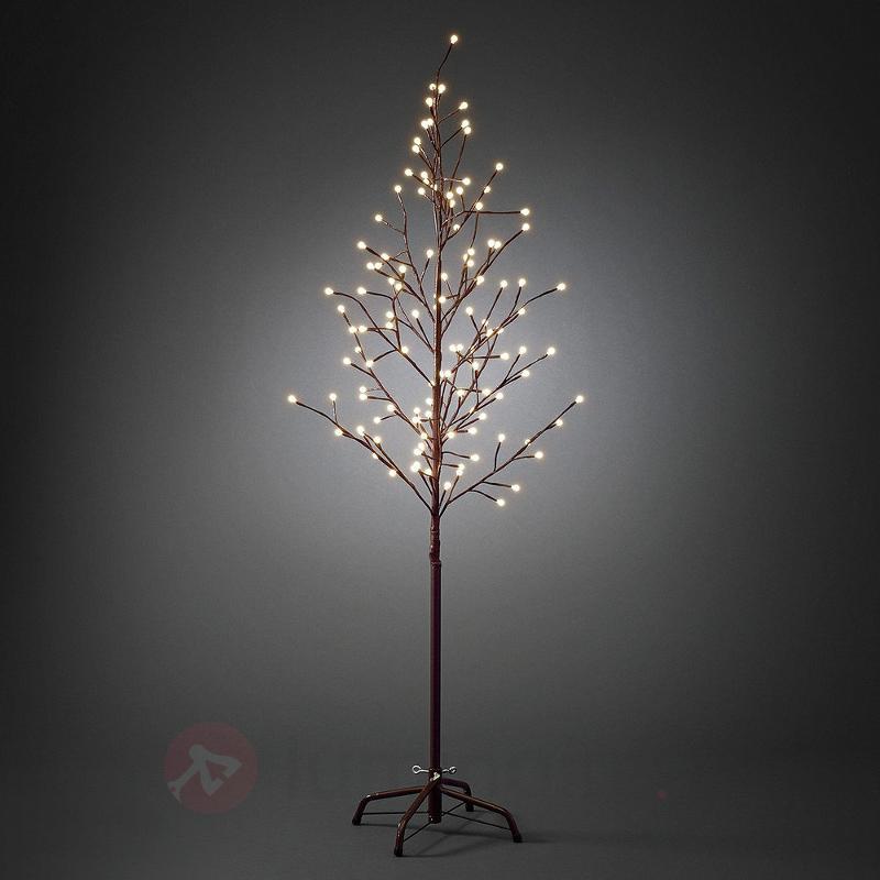 Arbre lumineux LED d'extérieur 150 cm 120 lampes - Lampes décoratives d'extérieur