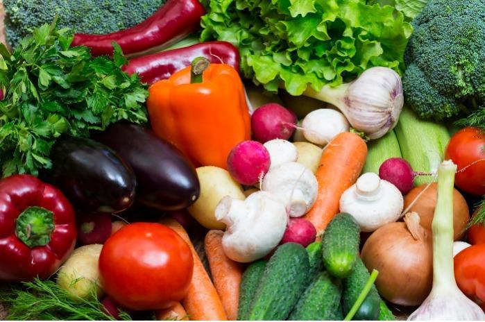 Fresh Vegetables - vegetables