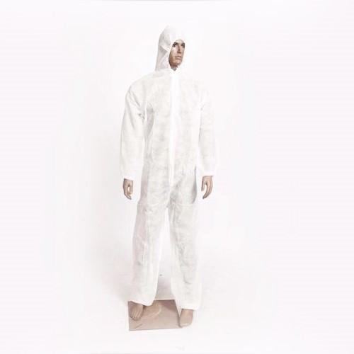 PROTECTIVE COVERALL - PROTECTIVE COVERALL