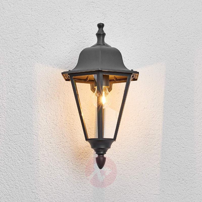Graphite grey outdoor wall light Edana - Outdoor Wall Lights