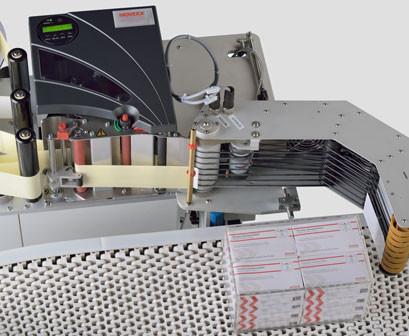 Applicateur LA-CE - applicateur pour étiqueteuse automatique / corner edge / Solution complète
