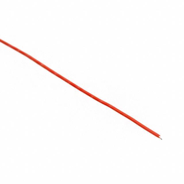 WIRE WW 30AWG PVDF RED 100' - Jonard Tools R30R-0100